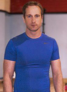 Ciarán Clear, Fitness Instructor